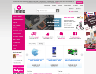 damedis.com screenshot