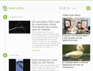 dameviral.com screenshot