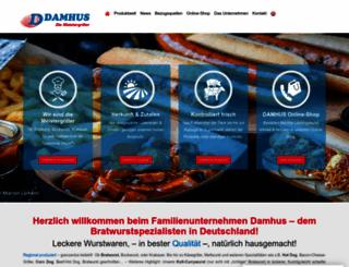 damhus.de screenshot