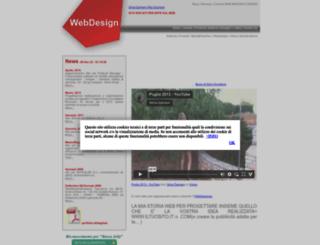 damianigrafica.it screenshot