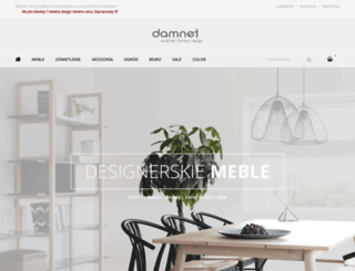 damnet.pl screenshot