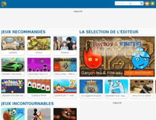 damoria.jeu.fr screenshot