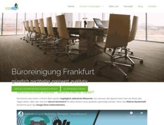 dampfreinigen.com screenshot
