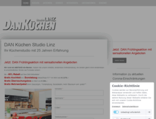 dan-wegscheid.com screenshot