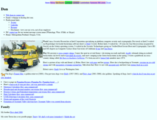 dan.drydog.com screenshot