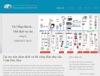 dananghitech.vn screenshot