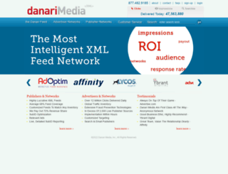 danarimedia.com screenshot