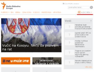 danas.org screenshot