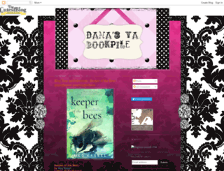 danasyabookpile.blogspot.com screenshot