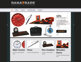 danatrade.net screenshot