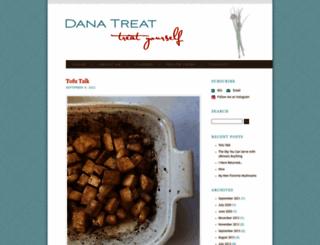 danatreat.com screenshot