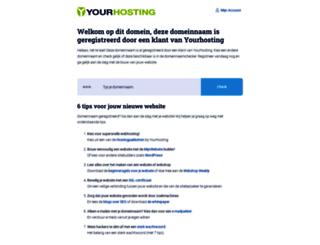 dance.nl screenshot