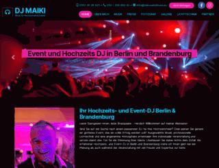danceandmore.eu screenshot
