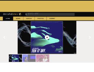 dancehallstarz.com screenshot