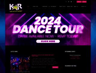 dancekar.com screenshot
