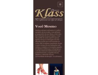 danceklass.com.br screenshot