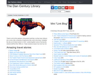 dancentury.com screenshot
