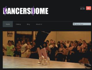 dancersdome.myshopify.com screenshot