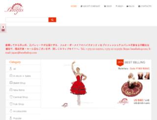 dancewear-art.com screenshot