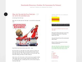danchutudo.wordpress.com screenshot