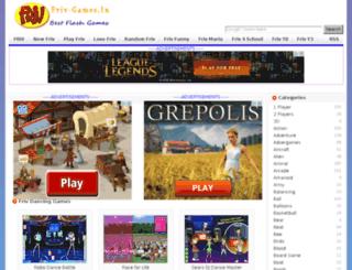 dancing.friv-games.in screenshot