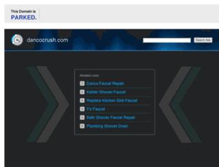 dancocrush.com screenshot