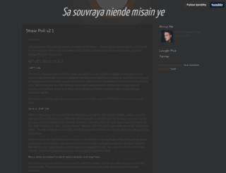 dandirks.com screenshot