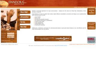 dandora.com screenshot