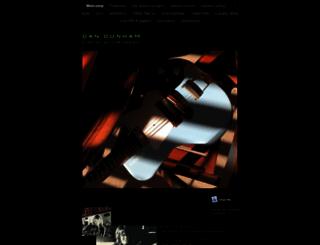 dandunhamguitars.com screenshot