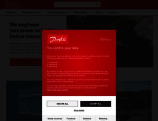 danfoss.ru screenshot