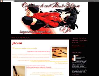 dangeroussmindd.blogspot.com screenshot