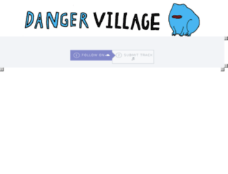 dangervillage.toneden.io screenshot