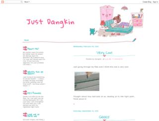 dangkin.blogspot.com screenshot