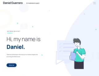 danguer.com screenshot