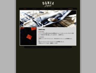 daniajapan.com screenshot