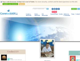 daniel-cardwell.gonetoosoon.org screenshot