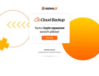 danieldzso.nazwa.pl screenshot