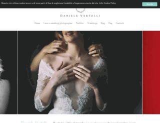 danielevertelli.com screenshot