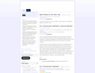 danielgroup.wordpress.com screenshot
