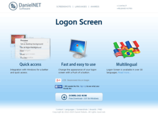 danielnetsoftware.com screenshot