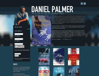 danielpalmerbooks.com screenshot