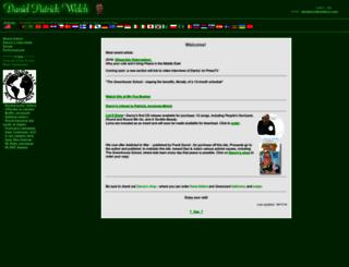 danielpwelch.com screenshot