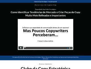 danielrsantos.com.br screenshot