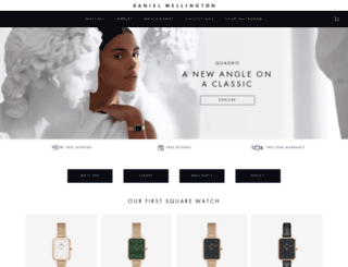 danielwellington.ru screenshot