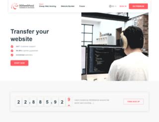 danish.site11.com screenshot