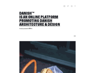 danish.tm screenshot
