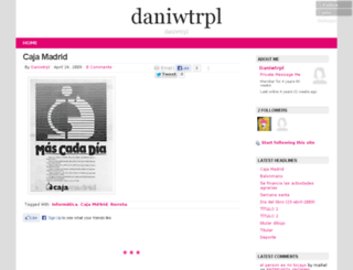 daniwtrpl.onsugar.com screenshot