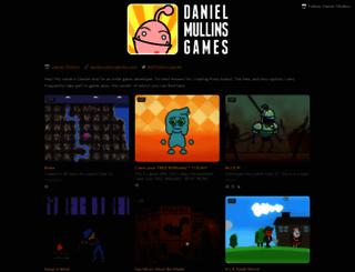 danman9914.itch.io screenshot