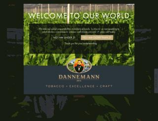 dannemann.de screenshot