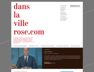 danslavillerose.wordpress.com screenshot